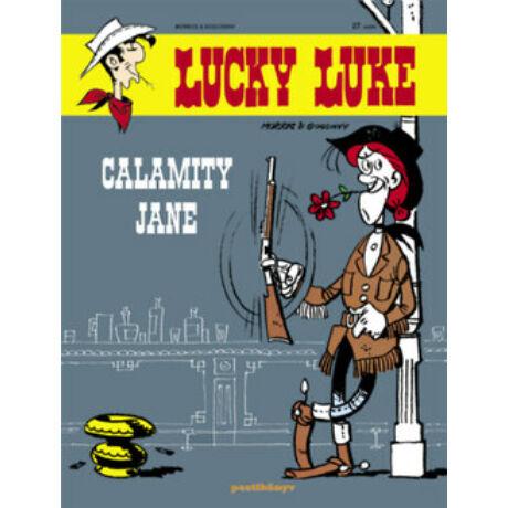 LUCKY LUKE 27. - CALAMITY JANE