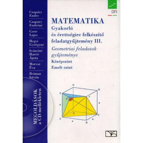 MATEMATIKA GYAKORLÓ FELADATGY. III.