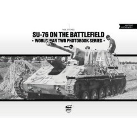 SU-76 ON THE BATTLEFIELD