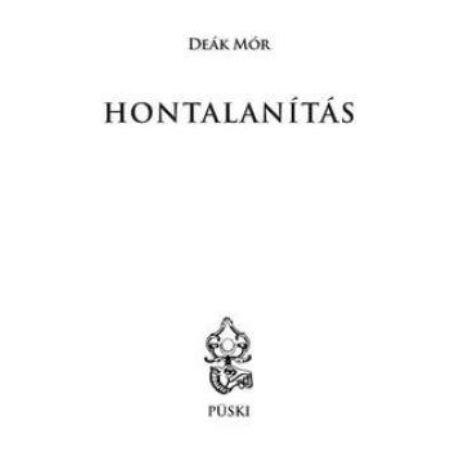 HONTALANÍTÁS - ÜKH 2017