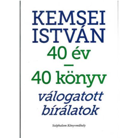 40 ÉV - 40 KÖNYV