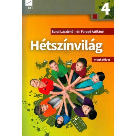 HÉTSZÍNVILÁG MUNKAFÜZET 4.