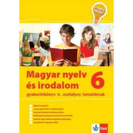 JEGYRE MEGY - MAGYAR NYELV 6.