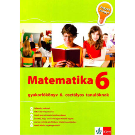 JEGYRE MEGY - MATEMATIKA 6.