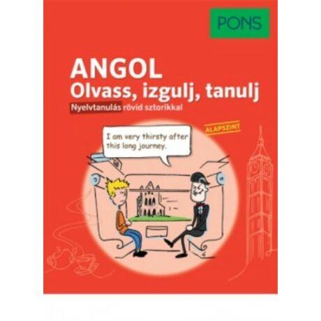PONS - ANGOL - OLVASS, IZGULJ, TANULJ