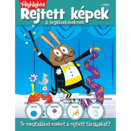 REJTETT KÉPEK A LEGKISEBBEKNEK 1.