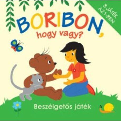BORIBON, HOGY VAGY?