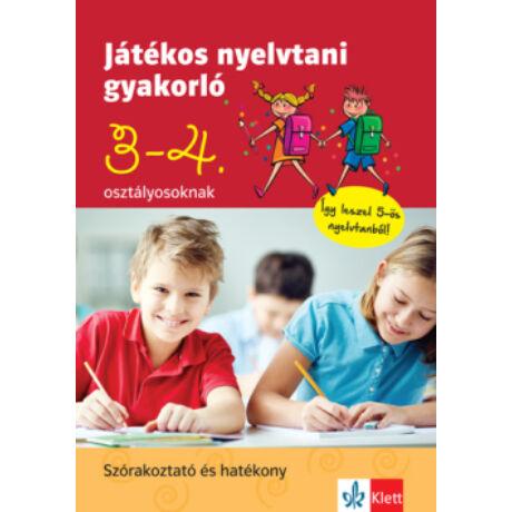 JÁTÉKOS NYELVTANI GYAKORLÓ 3-4. OSZTÁLYOSOKNAK