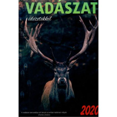 2020 NAPTÁR - VADÁSZAT