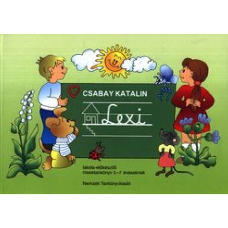 LEXI - ELŐKÉSZÍTŐ 5-7 ÉVESEKNEK NT-98514/MT