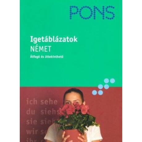 PONS - IGETÁBLÁZATOK - NÉMET