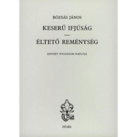 KESERŰ IFJÚSÁG-ÉLTETŐ REMÉNYSÉG