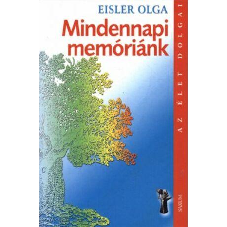 MINDENNAPI MEMÓRIÁNK (ÚJ BORÍTÓ)