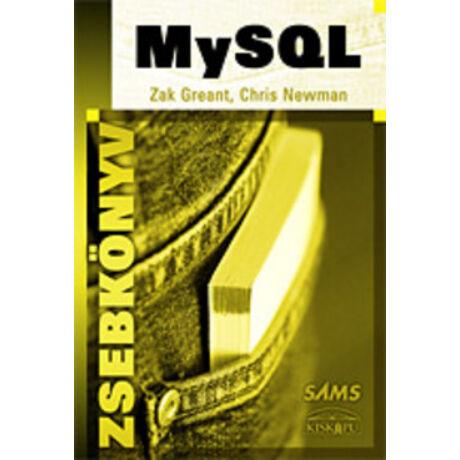 MYSQL ZSEBKÖNYV