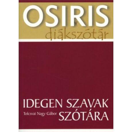 IDEGEN SZAVAK SZÓTÁRA (OSIRIS)