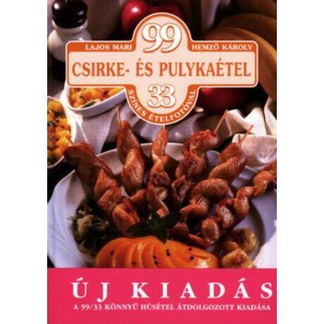 99 CSIRKE- ÉS PULYKAÉTEL