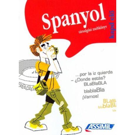 ASSIMIL TÁRSALGÁSI ZSEBKÖNYV - SPANYOL