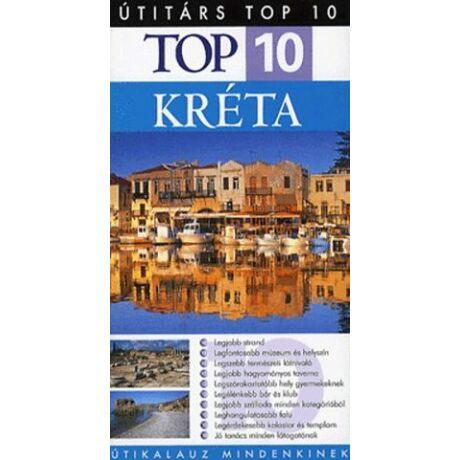 ÚTITÁRS TOP 10 KRÉTA