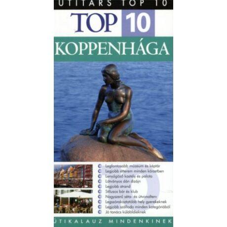 ÚTITÁRS TOP 10 KOPPENHÁGA