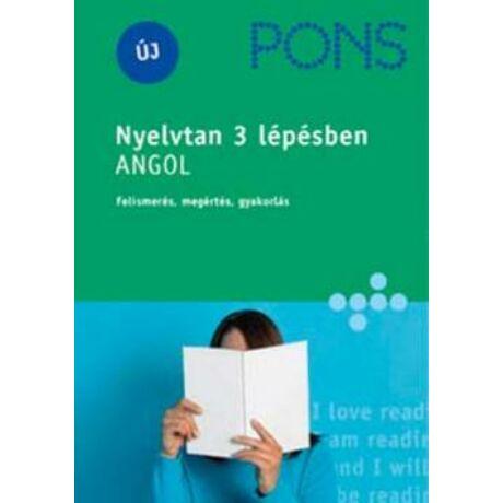 PONS - NYELVTAN 3 LÉPÉSBEN - ANGOL
